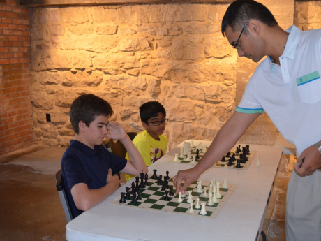 Chess Academy is offering summer camps