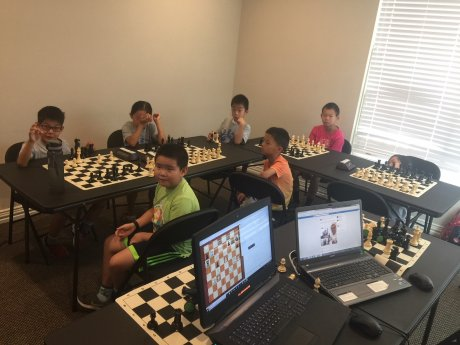 Weekend chess camp